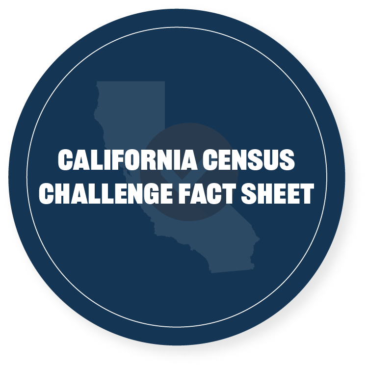 California Census Fact Sheet