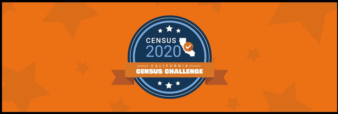 California Census Challenge website link