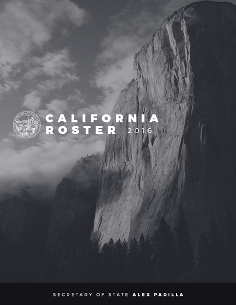 California Roster Cover